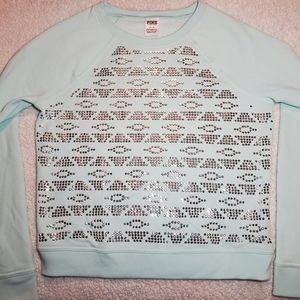 Victoria's secret Pink bling crewneck